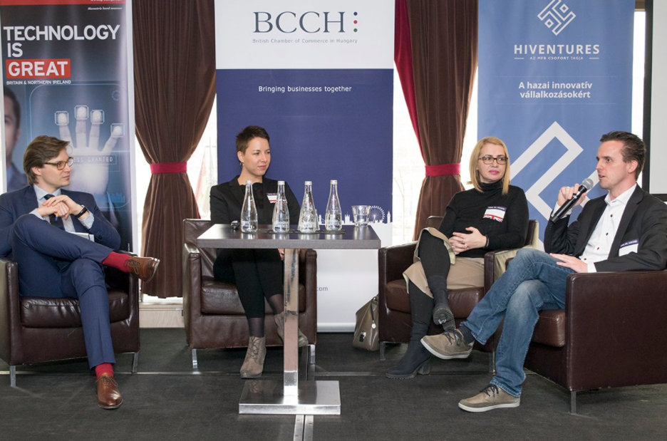 Kinga Incze Joins Panel Discussion at BCCH